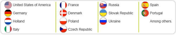 countries la lydia